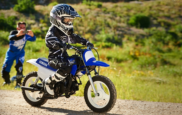 Dirt Bikes For 12 Year Olds Photo Yamaha Motorsports
