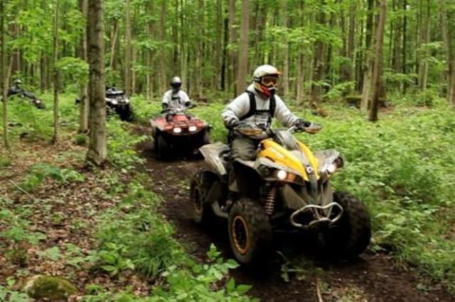 10 Quick Safety Tips for ATV Trail Riding