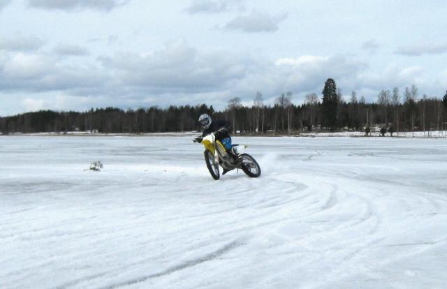 Get Prepared For Winter Dirt Bike Riding Motosport